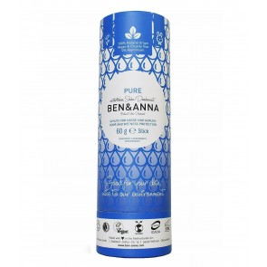 Ben & Anna Soda Natural Deodorant Pure
