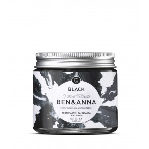 Ben & Anna Toothpaste Black With Activated Charcoal