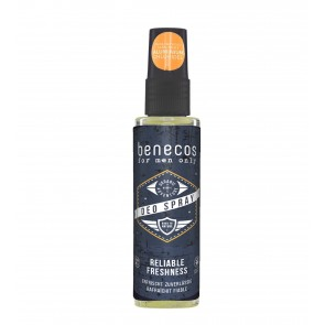 Benecos for Men Deodorant Spray