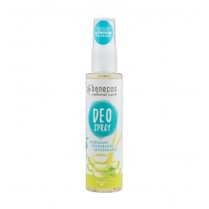 Benecos Vegan Aloe Vera Natural Deodorant Spray
