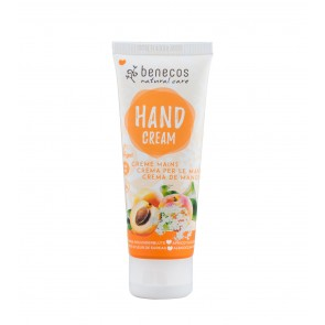 Benecos Vegan Hand Cream Apricot & Elderflower