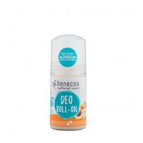 Benecos Vegan Aloe Vera Natural Deodorant Roll On