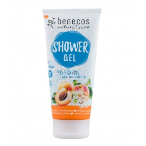Benecos Vegan Apricot & Elderflower Shower Gel