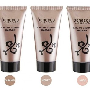 Benecos Natural Creamy Make Up Foundation