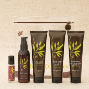 Outback Organic Big Wonders For Down Under Travel Set