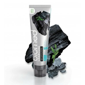 Splat Biomed Toothpaste Charcoal Fluoride Free