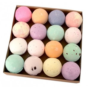 16 Bath Bombs Gift Set