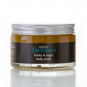 Organic Trevarno, Honey & Sugar Body Scrub