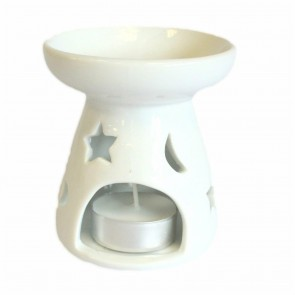 Ceramic Stars Oil Burner