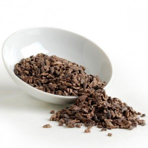 Organic Raw Peruvian Cacao Coco Nibs Certified by Soil Association