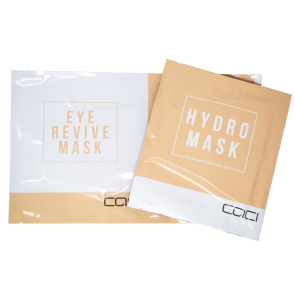 2 x Assorted Caci Hydro Masks & Caci Eye Masks