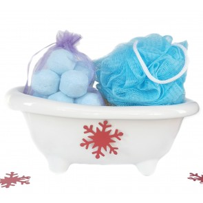 Ceramic Relax Mini Bath Gift Set