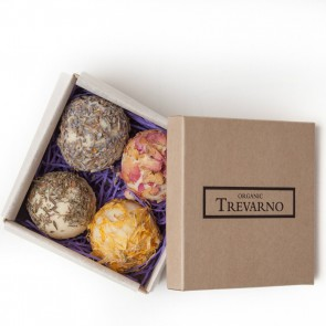 Organic Trevarno  Bath Melts