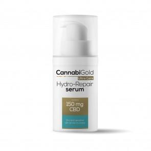 CannabiGold Ultra Care Hydro-Repair Serum Dry & Sensitive Skin Prone to Atopy 30ml 150mg