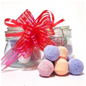 Chilly Pills Bath Bombs Jar Set
