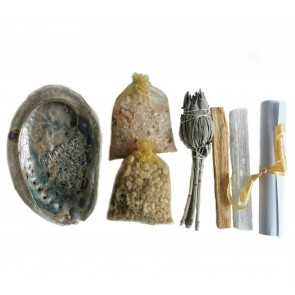 House Clearing Incense Resin Set