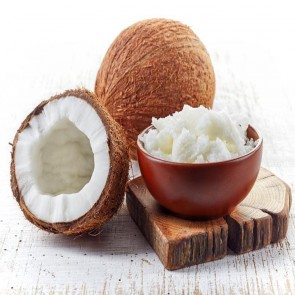 Pure Raw Cosmetic Coconut Solid Oil