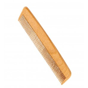 Forsters Beech Fine Tooth Comb Small