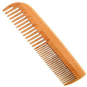 Forsters Wooden Comb Beech Wood Medium