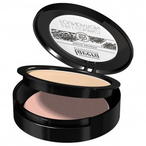 Lavera Organic Compact Foundation 2 in 1