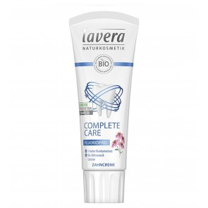 Lavera Toothpaste Complete Care Fluoride Free