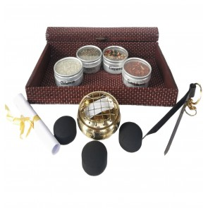 Complete Incense Resin Kit Gift Set