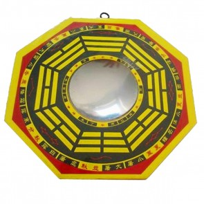 Feng Shui Bagua Mirror Concave