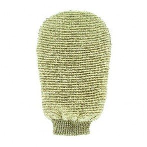 Forsters Massage Glove Double-Sided Certified Organic Cotton & Bamboo