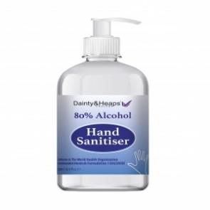 Pure Gel Hand Sanitiser Gel