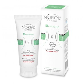 Norel Body Slimming Cream Anti-Cellulite Complex Spider Veins