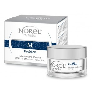 Norel Men Moisturising Cream SPF15