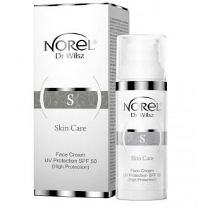 Norel Skin Care Face Cream UV SPF 50 Protection