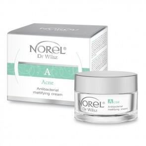 Norel Acne Antibacterial Mattifying Cream