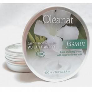 Oléanat Organic Moisturiser Donkey Butter Milk & Jasmine