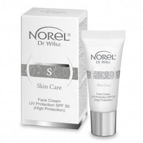 Norel Skin Care Face Cream UV SPF 50 Protection -15ml