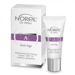 Norel  Moisturising, Firming SPF15 Face Cream