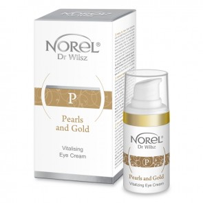 Norel Pearls and Gold Vitalizing Eye Cream with Colloidal Gold