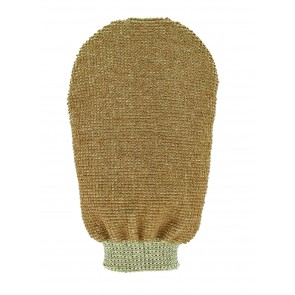 Forsters Massage Glove Double-sided Certified Organic Linen & Cotton