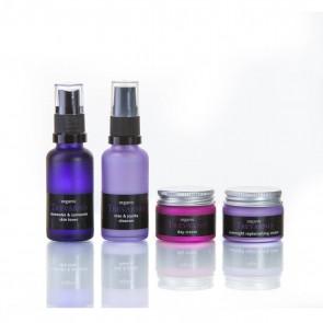 Organic Trevarno Lavender & Geranium Face Travel