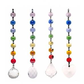 Feng Shui Chakra Crystal Gift Set