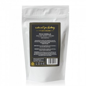 Natural Spa Factory Fig & Vanilla Body Scrub