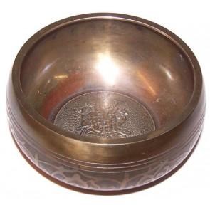 Ganesh Brass Singing Bowl