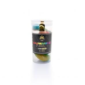 Doctor Herb Premium Hemp Gummiez 4 X 25mg