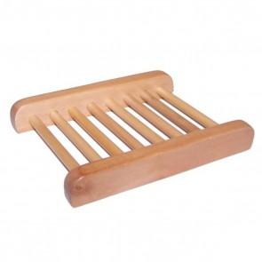 Hemu Wooden Soap Dish Ladder