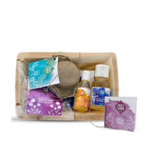 Holy Lama Naturals Luxury Bath Pack Gift Set