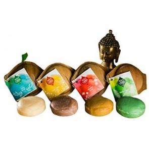 Holy Lama Ayurvedic Soaps Try Gift Set