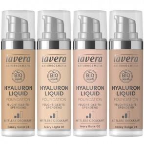 Lavera Hyaluron Liquid Foundation