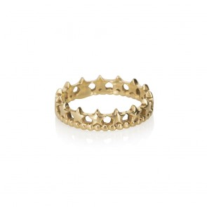 Majesty gold ring