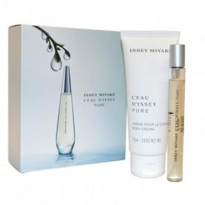 Issey Miyake L'Eau d'Issey Pure Parfum Spray & Body Cream