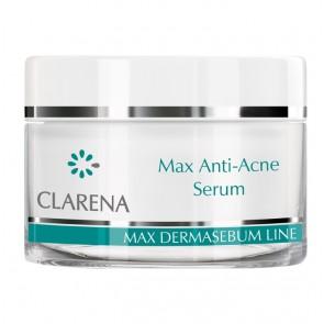 Clarena Max Dermasebum Anti Acne Serum